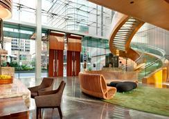 Hotel ICON - Hong Kong - Lobby