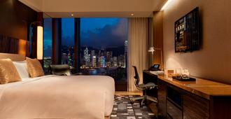 Hotel ICON - Hong Kong - Bedroom