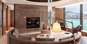 Hotel ICON - Hong Kong - Living room