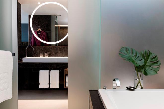 Hotel ICON - Hongkong - Kylpyhuone