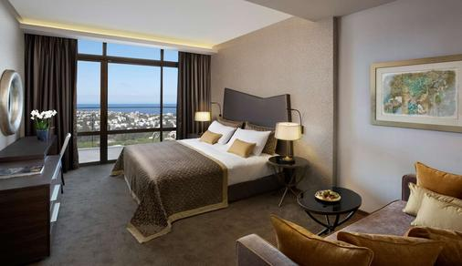 The Dan Carmel Hotel - Haifa - Bedroom