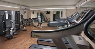 The Dan Carmel Hotel - Haifa - Gym