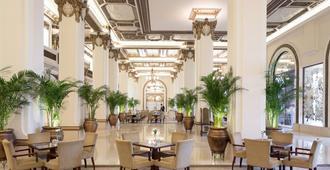 ذا بينينسيولا هونج كونج - Hong Kong - مطعم