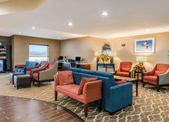 Comfort Suites Dayton-Wright Patterson - Dayton - Lounge