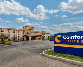 Comfort Suites Wright Patterson - Dayton - Building