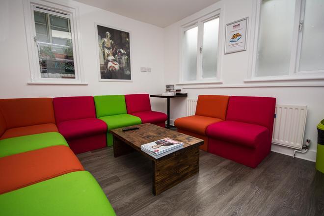 斯瑪特卡姆登青年旅舍 - 倫敦 - 倫敦 - 客廳