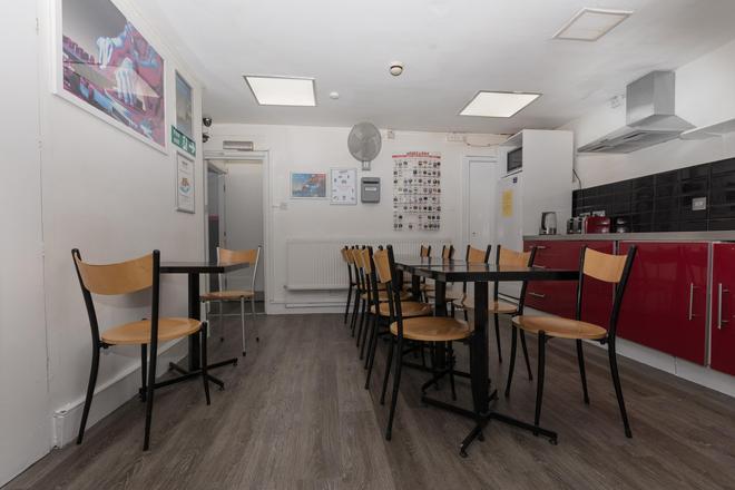 斯瑪特卡姆登青年旅舍 - 倫敦 - 倫敦 - 餐廳
