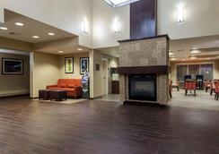 Comfort Suites Central/I-44 - Tulsa - Lobby