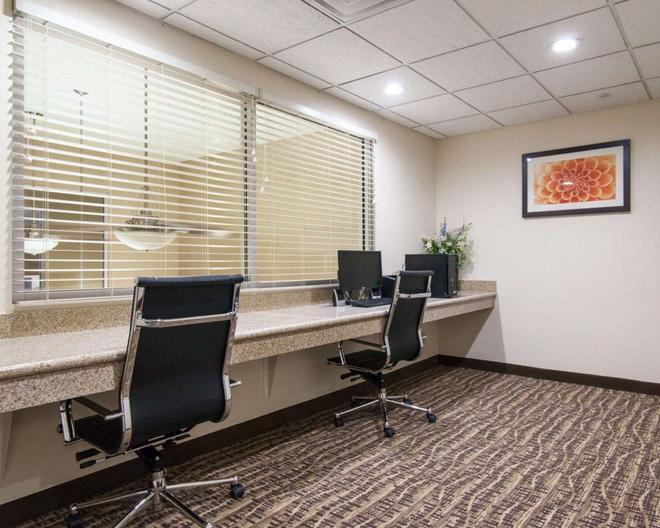 Comfort Suites Central/I-44 - Tulsa - Centro de negocios