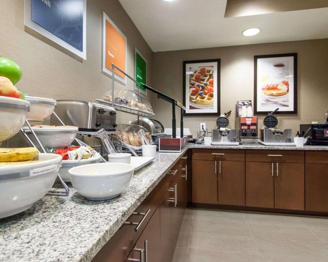 Comfort Suites Central/I-44 - Tulsa - Buffet