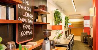 Ibis Christchurch - כרייסטצ'רץ' - מסעדה