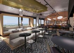 Hôtel Les Trois Couronnes - Carcasona - Lounge