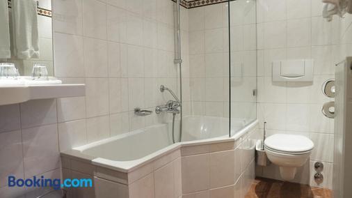波提切利酒店 - 馬斯垂克 - 馬斯特里赫特 - 浴室