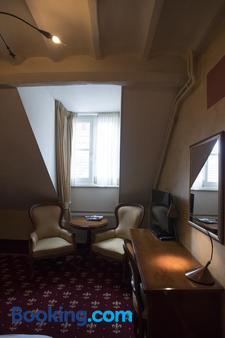 波提切利酒店 - 馬斯垂克 - 馬斯特里赫特 - 客廳