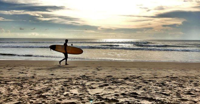 Away Bali Legian Camakila Resort - Kuta - Beach