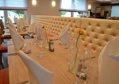 貝斯特韋斯特優質濱海明星林道酒店 - 巴伐利亞林道 - 餐廳