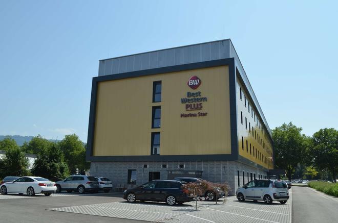 貝斯特韋斯特優質濱海明星林道酒店 - 巴伐利亞林道 - 建築