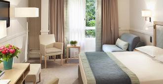 弗洛里德之星酒店 - 巴黎 - 巴黎 - 臥室