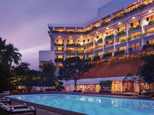 奔佳爾泰姬陵度假酒店 - 加爾各答 - 加爾各答 - 建築