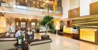 Armada Hotel - מנילה - לובי