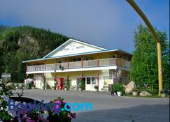 Bonanza Gold Motel - Dawson City - Κτίριο
