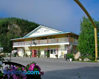 Bonanza Gold Motel - Dawson City - Gebäude