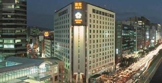 Brother Hotel - טאיפיי - בניין