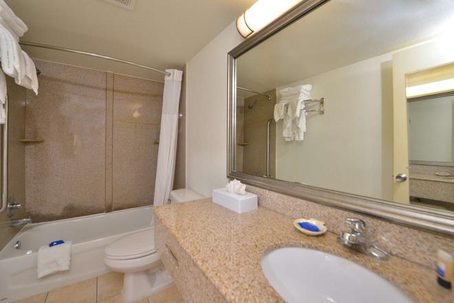 桑茲貝斯特韋斯特普勒斯旅館及套房酒店 - 諾福克 - 諾福克(弗吉尼亞州) - 浴室