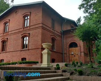 Dwór Mysinek - Bobowo - Building