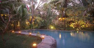 Mysteres d'Angkor Siem Reap Lodge - סיאם ריפ - בריכה
