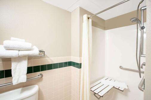 AmericInn by Wyndham Coralville - Coralville - Phòng tắm