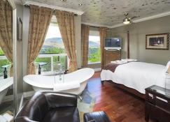 Above the Beach Bed and Breakfast - Penticton - Bedroom