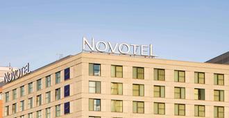 Novotel Berlin Mitte - Berlin - Toà nhà