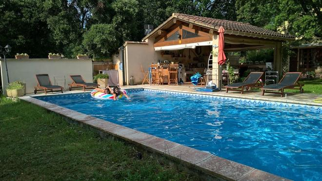 Villa l'Ambiance - Orange - Piscina