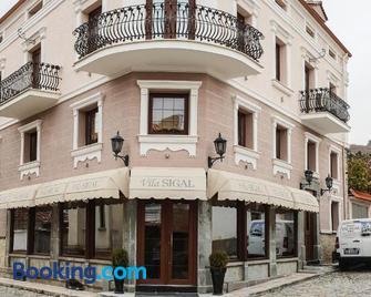 Hotel Vila Sigal Korce - Korçë - Building