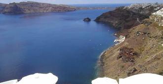 Ikies Santorini - Thera - Bangunan