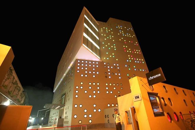 加爾各答公園普萊姆酒店 - 加爾各答 - 加爾各答 - 建築