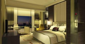 Hotel Nikko Shanghai - שנחאי - חדר שינה