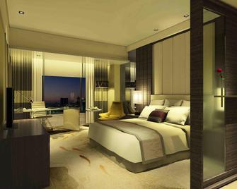 Hotel Nikko Shanghai - Xangai - Quarto
