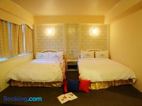 Traveler Hotel - Taitung City - Bedroom