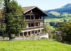 Berghotel Maderhalm - Fischen im Allgau - Building