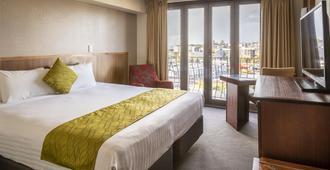 Copthorne Hotel Auckland City - אוקלנד - חדר שינה