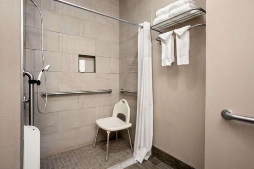 莫非斯柏羅戴斯套房假日酒店 - 莫夫里斯波洛 - 默夫里斯伯勒 - 浴室