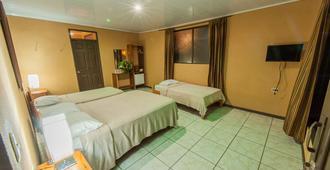 Cabinas Eddy B&B - Monteverde - Bedroom