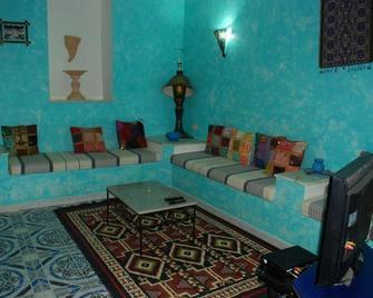 Résidence Lagune - Aghīr - Living room