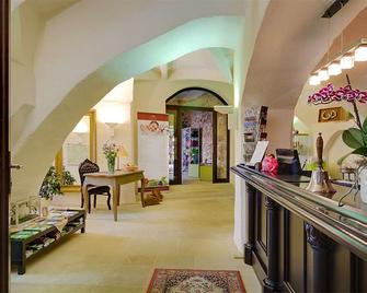 Schlosshotel Fürstlich Drehna - Luckau - Lobby