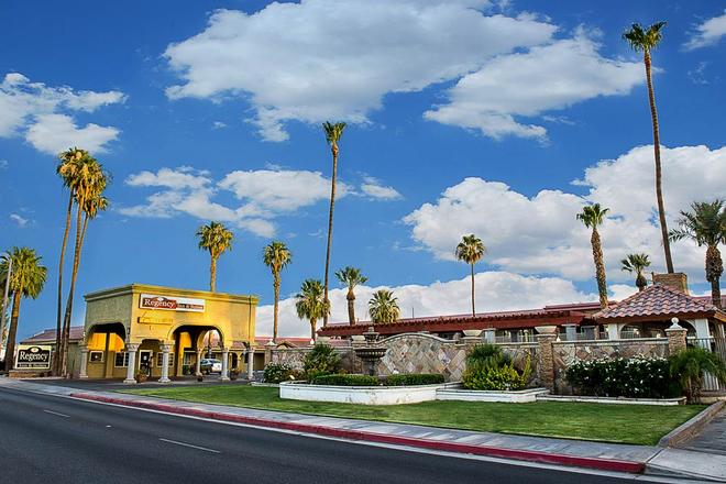 Regency Inn And Suites - Blythe - Blythe - Rakennus