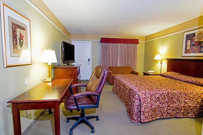 Regency Inn And Suites - Blythe - Blythe - Makuuhuone