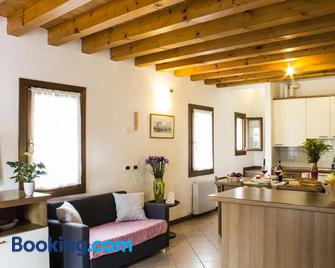 Casetta Carmine - Asolo - Living room