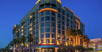Homewood Suites by Hilton Jacksonville Downtown-Southbank - Jacksonville - Bygning